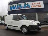 2013 Fiat DOBLO CARGO 16V MULTIJET SWB 90 Van *LOW MILES* Manual Small Van