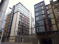 One Bedroom Furnished Third Floor Apartment, Oswald Street, Glasgow City Centre (ACT 576)