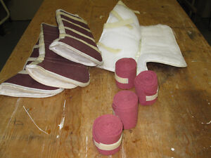 Shipping Boots and Wraps