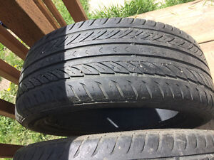 I6 inch tires