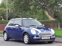 Mini Mini 1.6 One,3 OWNERS,GOOD SERVICE HISTORY FULL MOT,NICE LOOKING CAR
