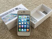 I phone 4s - mint condition - ee network