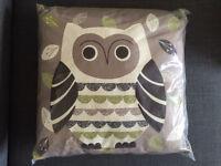 nice cushions 43x43cm