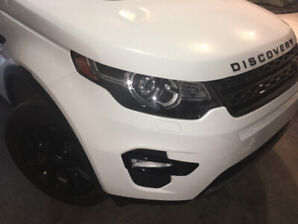 2017 Land Rover Discovery SUV, Crossover