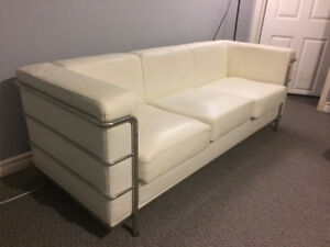 White Couch for Sale, Excellent Condition!
