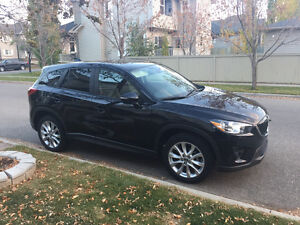 Assume my lease 2015 Mazda CX-5 GT SUV, Crossover