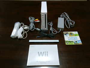 Wii Bundle Package