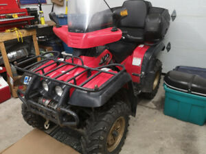 Yamaha Big Bear 350 4x4 parfaite condition