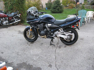 2003 1200 suzuki bandit parts bike