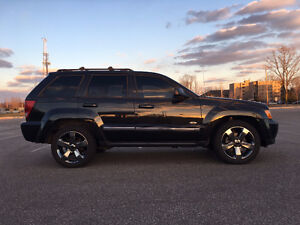 "Jeep Grand Cherokee Limited North Edition 2017 OEM 20"" OEM Rims"