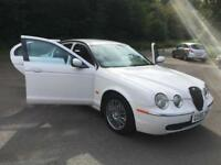 Jaguar S-TYPE 2.7D V6 auto SE. CAM BELT DONE. JAGUAR MAIN DEALER HISTORY.