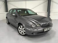 Jaguar X-TYPE 2.5 V6 auto 2006MY SE