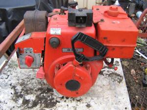 snowblower engine