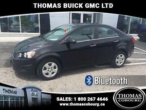 2014 Chevrolet Sonic LT  - Bluetooth -  SisiurXM - $69.48 B/W -