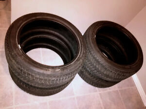 245/45/R19 Michelin X-Ice Winter Tires
