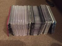 32 Blank cd cases free
