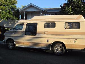 Dodge RAM Camper Van in excellent shape. Won't last long!