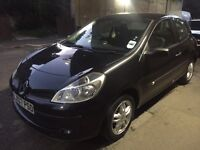 Renault Clio 2007 1.1 2007 68,000 Hpi Clear Excellent Car 2 Owners