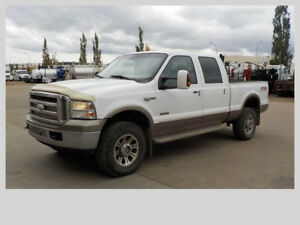 2005 Ford Pick-Up Truck F-350 King Ranch