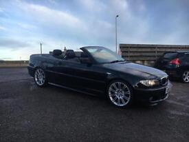 2003 53 BMW 330ci Sport, Convertible, 6 speed manual (Full BMW service history)