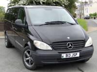Mercedes-Benz VITO Traveliner 9 Seats 111 CDI XLong Manual 6sp 2004