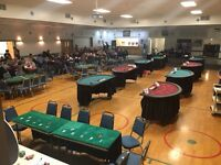 Fun Casino for weddings and Birthdays and corporate events