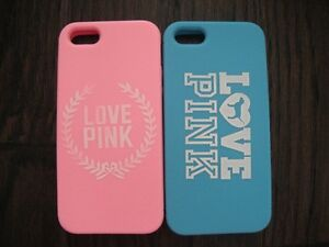 2 PINK Iphone 5/5S Phone Cases