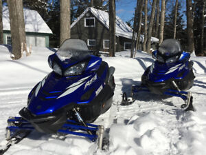 YAMAHA RX1 COMPLETE HIS AND HERS PACKAGE