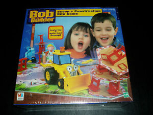 Complete- Memory Game-Bob the Builder-mint condition