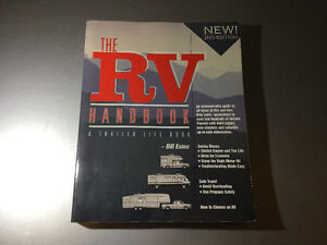 RV Handbook Repair Manual Camper Van Trailer Motorhome 5th Wheel