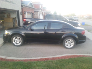2012 DODGE AVENGER 2.4L 91000KM $6500 WITH REMOTE IGNITION