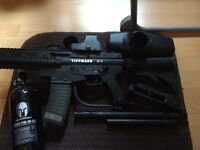 Lightly used Tippman A5 for sale