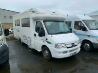 2004 AUTOCRUISE WENTWORTH PEUGEOT BOXER 2.8 HDI Coach Built Diesel Manual
