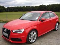 Audi A3 2.0 TDI S LINE 150PS