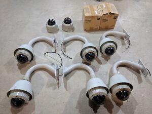 Panasonic WV-CW484 Security Cameras