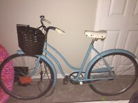 Gorgeous antique bicycle