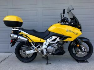 2003 DL 1000 for trade.