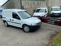2011 Vauxhall Combo 2000 1.3CDTi 16V Crew Van [75PS] Combi Van Diesel Manual