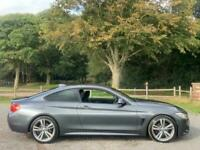 2014 14 BMW 4 SERIES 2.0 420D M SPORT 2D 181 BHP DIESEL