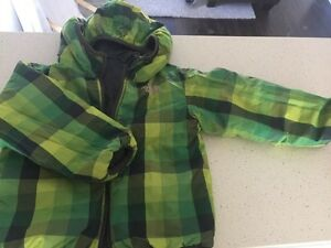 North face boy toddler size 3