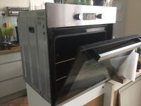 Beko built-in fan oven, good working order but needs a clean. £20. Collect only.