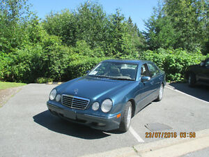 2000 Mercedes-Benz E-Class e430 Sedan