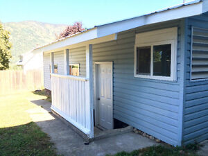 Loft-Style Bachelor Suite Laneway House For Rent in Uphill Nelso