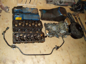 1973 Mercury Cougar XR7 351 Cleveland motor parts