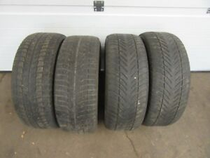 4 205/55R16 Winter tires