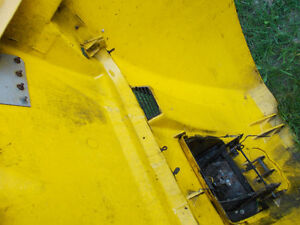 1972 Ski-doo Olympique Snowmobile Hood with Windshield Peterborough Peterborough Area image 9