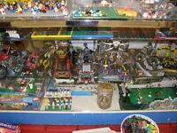 L'endroit Idéal pour trouver des Lego + de 200 sac Lego 4$ 3/10$
