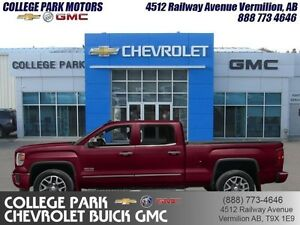 2014 GMC Sierra 1500 SLT  - IntelliLink -  Navigation - Cooled S