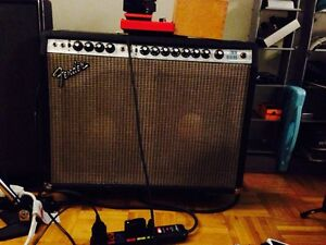 1974 fender twin reverb with JBL speakers
