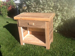 Utility side table